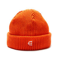 EVISEN【 えびせん】E LOGO BEANIE ORANGE ビーニー オレンジ