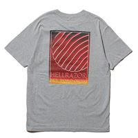 HELLRAZOR【 ヘルレイザー】INDEPENDENCE POCKET SHIRT  Tシャツ グレー