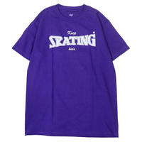 Classic Grip【 クラシックグリップ】keep Skating kids Tee Tシャツ パープル