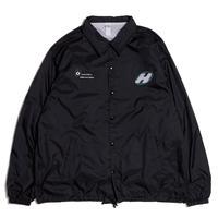 HELLRAZOR【 ヘルレイザー】x Dogear Coach jacket コーチジャケット ブラック