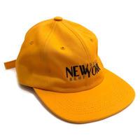 HOTELBLUE【 ホテルブルー】STACKS HAT GOLD CAP キャップ ゴールド