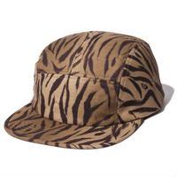坩堝【 るつぼ】ANIMAL 5 PANEL CAP アニマルキャップ 帽子 ベージュ