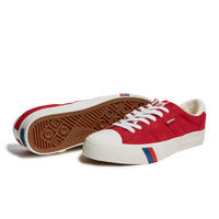 HELLRAZOR【 ヘルレイザー】x PRO-Keds Royal Plus B.A SUEDE RED スウェード レッド