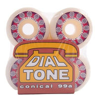 DIAL TONE【 ダイヤルトーン】JORDAN TRAHAN CHAKRA CONICAL WHEELS 52mm ウィール
