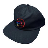 Classic Grip【 クラシックグリップ】MULTI COLOR TONY CAP キャップ ブラック