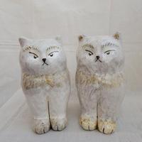 【桂さえか】猫オブジェ