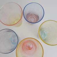 【KanamiTakeda】summer glass /pink neon