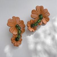 【lili by SERI】MY FLOWER EARRING