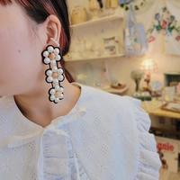 【lili by SERI】FUCHIDORI No.4 EARRING