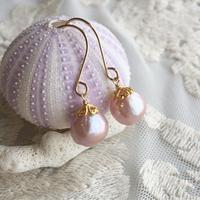 Pearl pierced