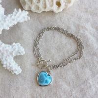 Larimar bracelet(A)