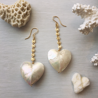 Heart shell pierced