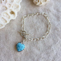 Larimar bracelet(B)