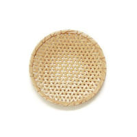 亀甲編み盛り皿(35cm)