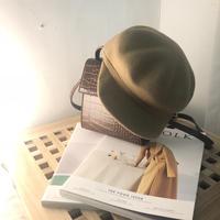wool casquette