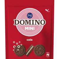 Fazer ファッツェル ドミノ ミニ コーラ ビスケット 2 袋 x 99gセット フィンランドのビスケットです