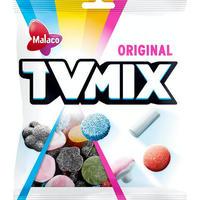 Malaco TV Mix テレビ ミックス お菓子セット 4袋×325g 北欧のお菓子です