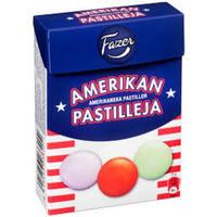 Fazer ファッツェル アメリカン レンティス チョコレート 40箱×50g フィンランドのお菓子です