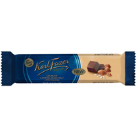 Karl Fazer カール・ファッツェル 塩キャラメル味 ミルク チョコレート 38g× 35個セット フィンランドのチョコレートです
