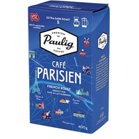パウリグコーヒー(Paulig Coffee)粉 カフェ パリジェン ダークローストコーヒー 400g入り×1袋 フィンランドのコーヒーです