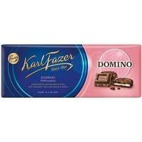 Karl Fazer Domino ドミノ クッキー チョコレート 195g 1枚 フィンランドのチョコレートです