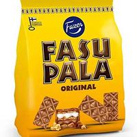 Fazer ファスパラ オリジナル味 ウエハース 215 g 8箱セット (1.72 kg) フィンランドのおかしです