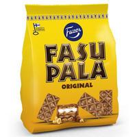 Fazer ファッツェル ファスパラ オリジナル ウエハース 4 袋 x 215gセット フィンランドのウエハースです