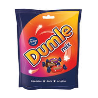 Fazer ファッツェル ドゥムレ ミックス チョコレート 10 袋 x 220gセット フィンランドのチョコレートです