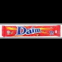 Marabou Daim マラボウ ダイム 塩キャラメル チョコレートバー 56g ×4本 (224g) スゥエーデンのチョコレートです