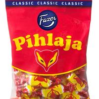 ファッツエル 狐 グミ 220g入り×1袋 フィンランドのお菓子です