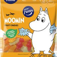 Fazer ファッツェル ムーミン フルーツ スイート グミ 28 袋 x 80gセット フィンランドのグミです