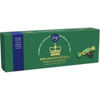 Fazer ファッツェル グリーン ゼリー チョコレート 1 箱 x 320g フィンランドのチョコレートです