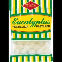 Halva ハルヴァ Eucalyptus ユーカリ味 メンソール キャンディー 100g× 2袋セット フィンランドのお菓子です