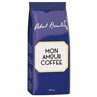 ロバーツコーヒー(Robert's Coffee) モナムールコーヒー / バニラ フレーバー 200g入り×1袋 フィンランドのコーヒーです
