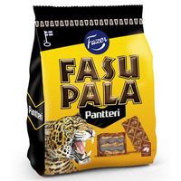 Fazer ファッツェル ファスパラ パンテリ ウエハース 4 袋 x 215gセット フィンランドのウエハースです