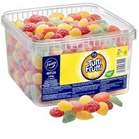 Fazer Tutti Fruttiトゥッティフルッティ サワー 味 グミ 2.0kg* 1箱 グルテンフリー フィンランドのお菓子です