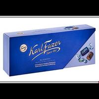 Karl Fazer カール・ファッツェル ブルーベリー ミルクチョコレート 270g× 1箱セット フィンランドのチョコレートです