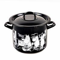 Muurla (ムールラ) ホーロー 鍋 ムーミン キッチン3.5 L