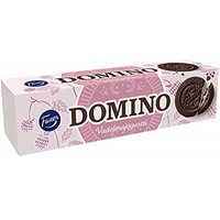 Fazer ドミノ ラズベリーヨーグルト味 クッキー 175 g 12箱セット (2.1kg) フィンランドのクッキーです