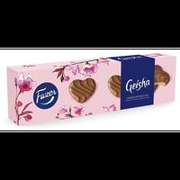Fazer Geisha ファッツェル ゲイシャ ミルク チョコレート クッキー 100g× 1箱セット フィンランドのチョコレートです