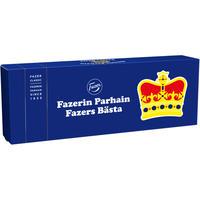 Fazer ファッツェル ファツゥエリン Parhain チョコレート 12 箱 x 320gセット フィンランドのチョコレートです