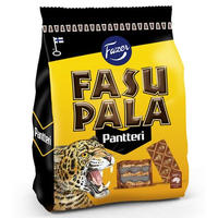 Fazer ファッツェル ファスパラ パンテリ ウエハース 1 袋 x 215g フィンランドのウエハースです