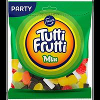 Fazer Tutti Fruttiトゥッティ フルッティ ミックス リコリス&フルーツ味 350g*1袋 グルテンフリー フィンランドのお菓子です