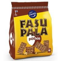 Fazer ファッツェル ファスパラ Patkis ウエハース 4 袋 x 215gセット フィンランドのウエハースです