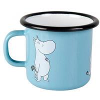 Muurla (ムールラ)  レトロ ムーミン ホーロー マグカップ ムーミン 2,5DL