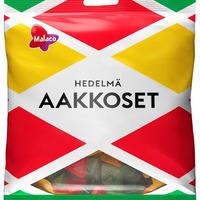 Malaco Aakkoset マラコ アーコセット フルーツ味 グミ 4袋×315g 北欧のお菓子です
