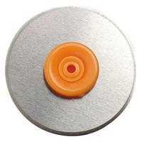Fisukars フィスカース ペーパートリマー 回転刃x2枚- 28mm-交換用