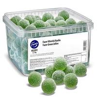Fazer グリーン マーマレイド 洋ナシ味 グミ 2.2kg×1箱 フィンランドのお菓子です