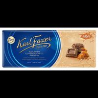 Karl Fazer 塩キャラメル味 ミルクチョコレート 200g 1枚 フィンランドのチョコレートです