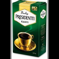 PAULIG PRESIDENTTI パウリグ プレジデント コーヒー 500g 8袋(4kg) PAULIG - PRESIDENTTI  フィンランドのコーヒーです